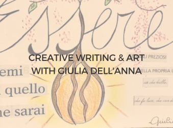 3) 12th Oct, 6-7PM BST, Creative Writing & Art