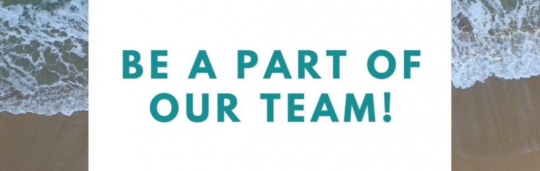 Be a part of our team!