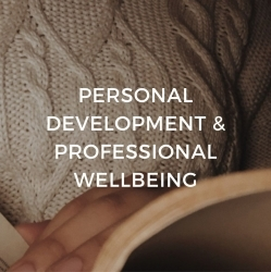 Personal Development & Professional Wellbeing