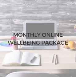 Monthly Online Wellbeing Package