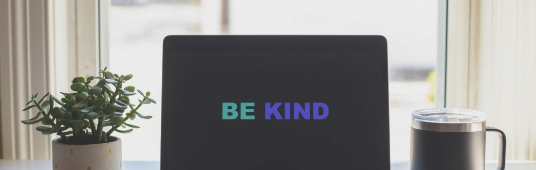Being kind to others and to yourself